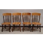 Image of Carolina Cabin Store Dining Twig Chairs - Set of 4