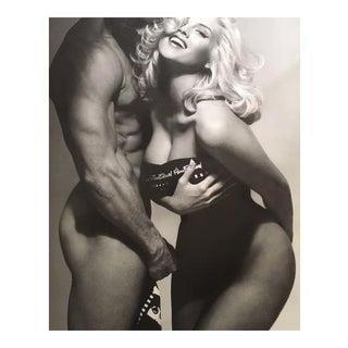 Victor Skrebneski Anna Nicole Smith Chicago Film Festival Poster