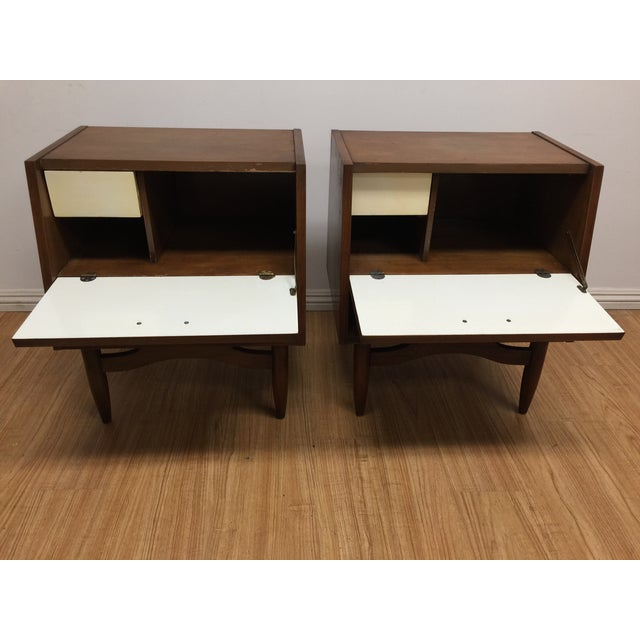 American of Martinsville Night Stands - Pair - Image 7 of 8