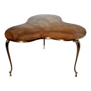 Vintage French Coffee Table by Willy Daro
