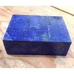 Image of Blue Lapis Lazuli Box