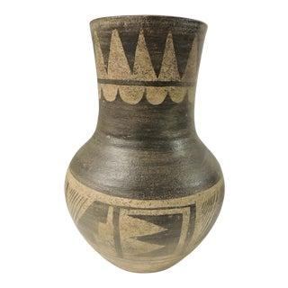 Vintage Mexican Terracotta Vase