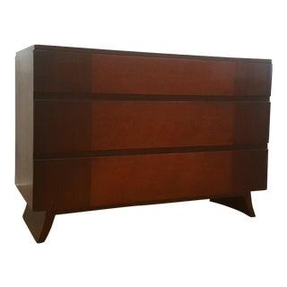 Eliel Saarinen Chest of Drawers, Dresser, by Rway Furniture