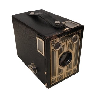 Vintage Art Deco Camera