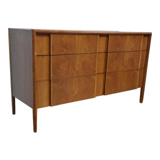 Drexel Walnut Dresser by Barney Flagg