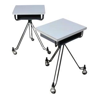 Pair of Eliot Noyes IBM Tables