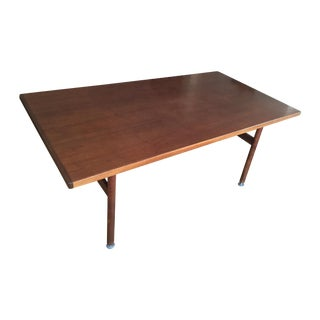Jens Risom Dining Table or Desk