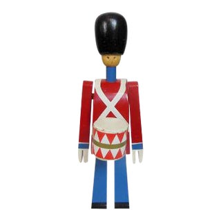Kay Bojesen Toy Soldier Wooden Figurine