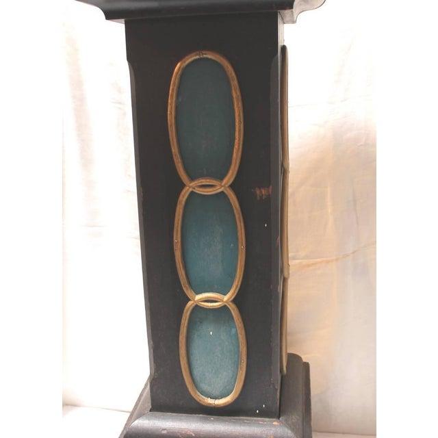 19th Century Masonic Lodge Original Painted Pedestal - Image 4 of 9