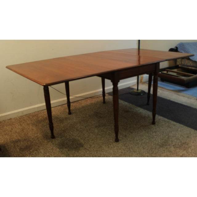Image of Cherry Pennsylania House Drop Leaf Dining Table