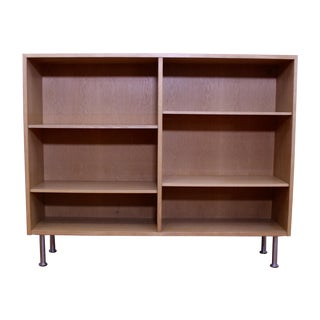 Omann Jun Danish Modern Oak Model 7 Bookcase