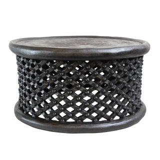 Large Bamileke Stool/Table