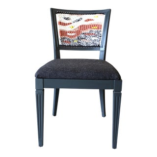 Handwoven Side Chair
