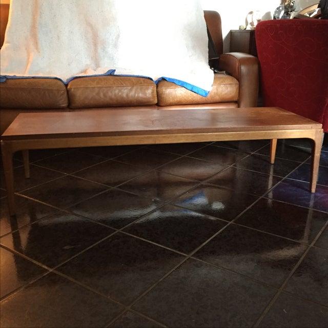 Lane Furniture Rectangular Coffee Table - Image 2 of 8