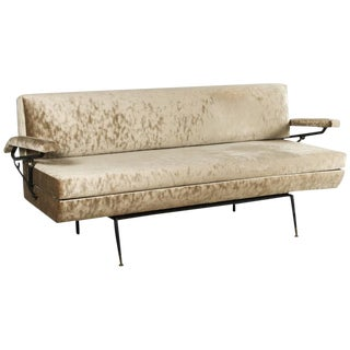 Italian MId-Century Sofa and Daybed in Style of Osvaldo Borsani