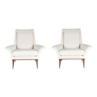 Pair of Gare Armchairs