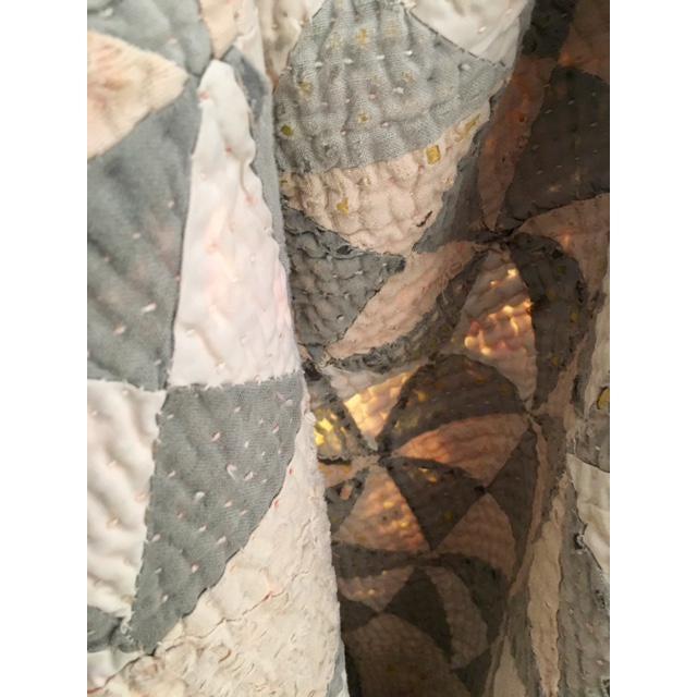 Image of Vintage Handmade Ralli Quilt