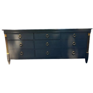 Baker Black & Gold Long Dresser