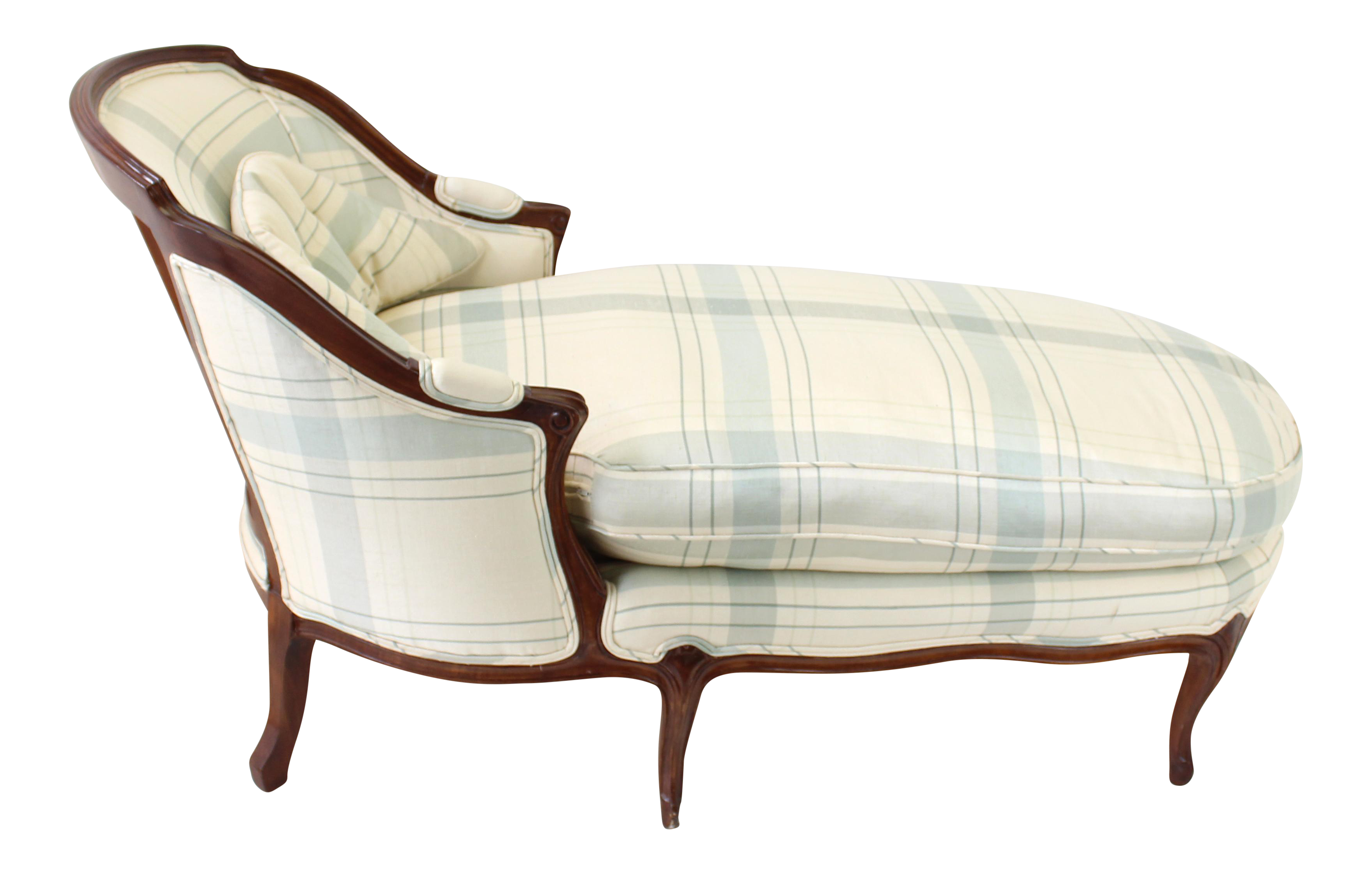 Vintage French Country Chaise Lounge  sc 1 st  Chairish : french country chaise lounge - Sectionals, Sofas & Couches