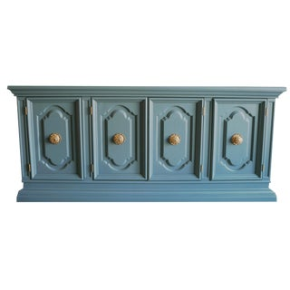 American of Martinsville Hollywood Regency Style Credenza