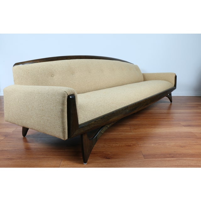 1970s Adrian Pearsall Sofa - Image 5 of 8