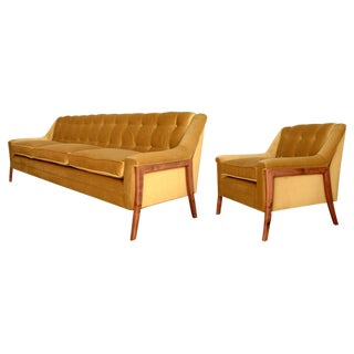 Reproduction Sofa & Chair New