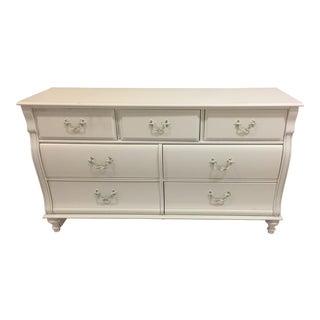 Stanley Furniture Antique White Dresser