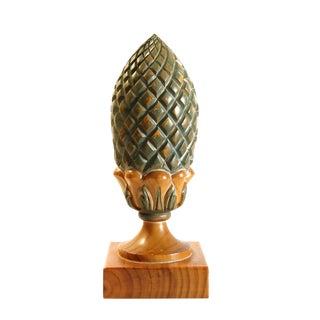 Vintage Pineapple Finial