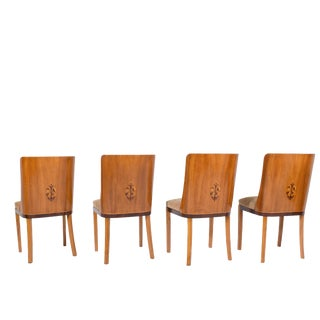 Important and Rare Chairs by Otto Schulz for Boet, 1920s