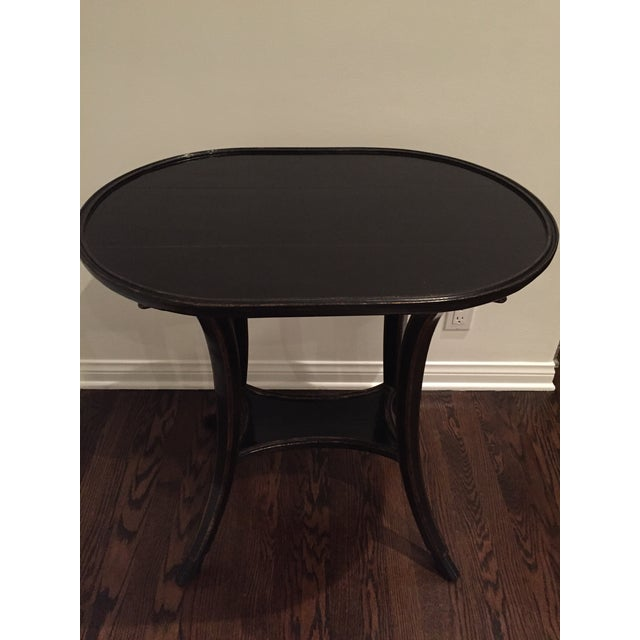Rose Tarlow Roland Oval Side Table - Image 2 of 7