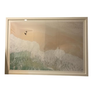 "Gray Malin ""The Surfer"" Framed Print"