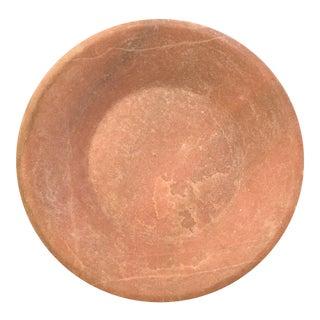 Salmon Marble Bowl