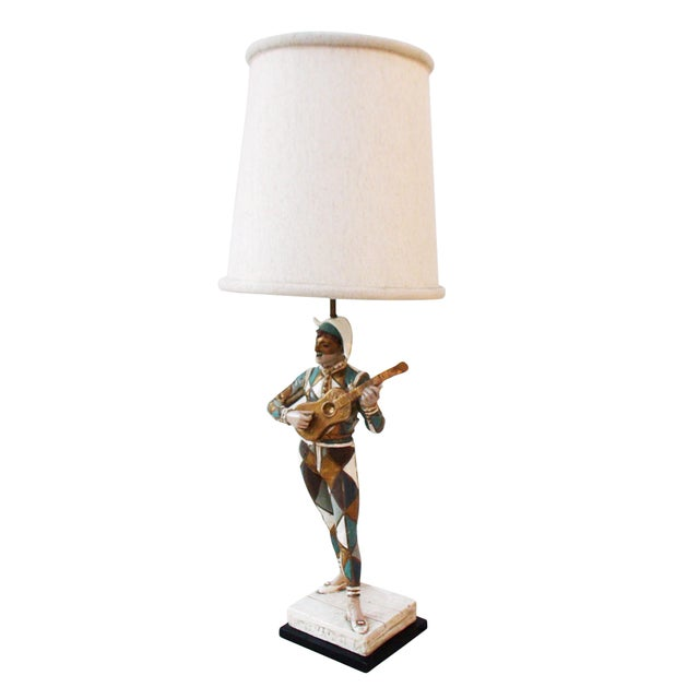 Image of Marbro Harlequin Table Lamp