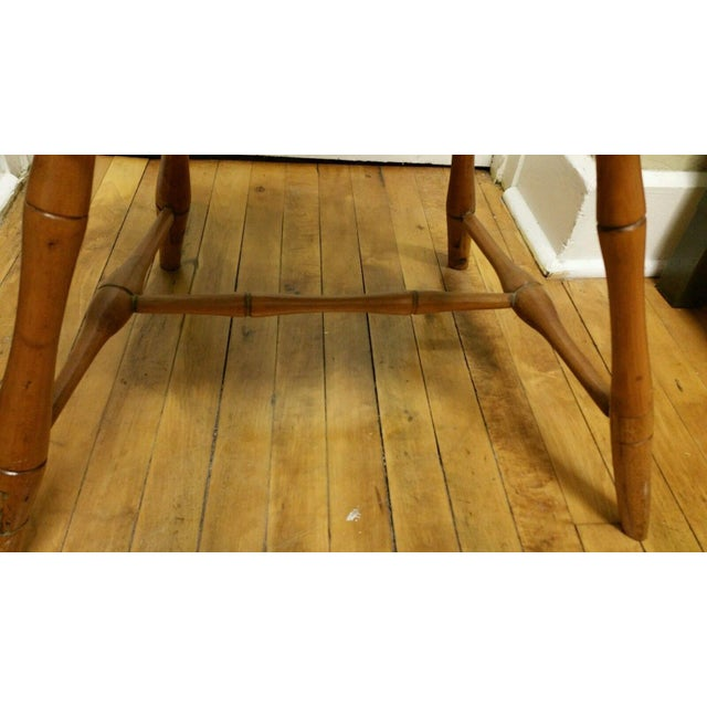 18th Century Ebenezer Tracy Windsor Chair - Image 5 of 8