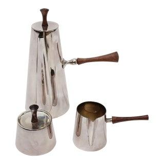 Mid-Century Italian Tea Set