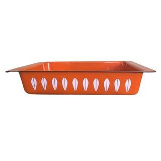 Catheineholm Retro Orange Baking Pan