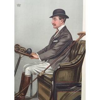 1903 Vanity Fair Automobilist Print