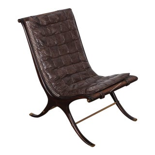 Lounge Chair by Gerald Jerome