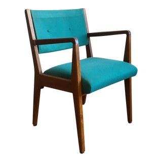 Jens Risom Mid Century Modern Armchair
