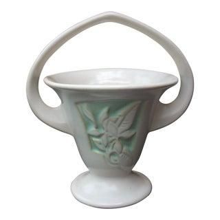 Rosville Silhouette Basket Vase