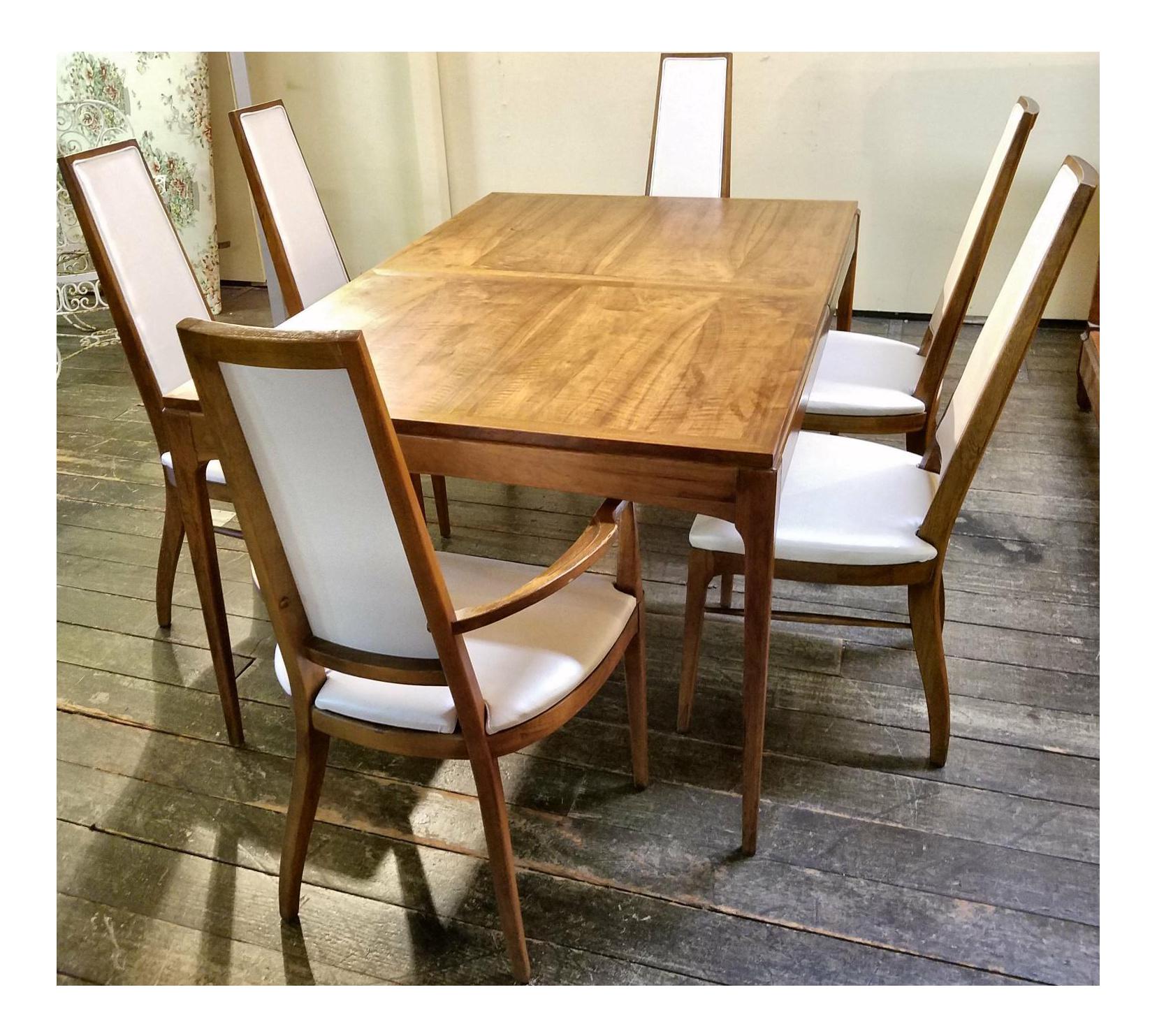 Mid Century Lane Dining Set
