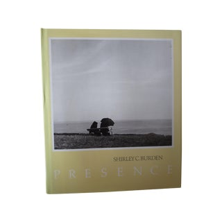Presence: Photographs W/ Observations, 1st Ed Book