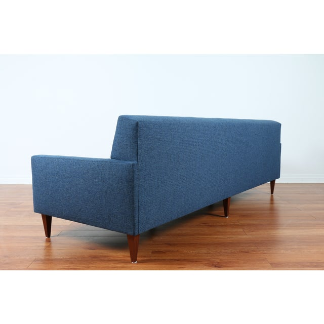1960's Refinshed And Reupholstered Sofa - Image 6 of 9