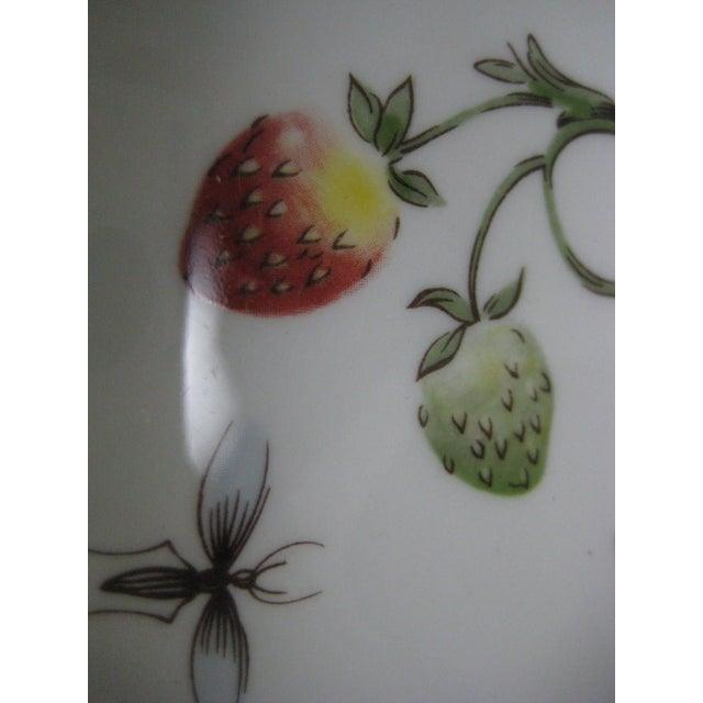 Coalport Bone China Strawberry Basket - Image 7 of 9