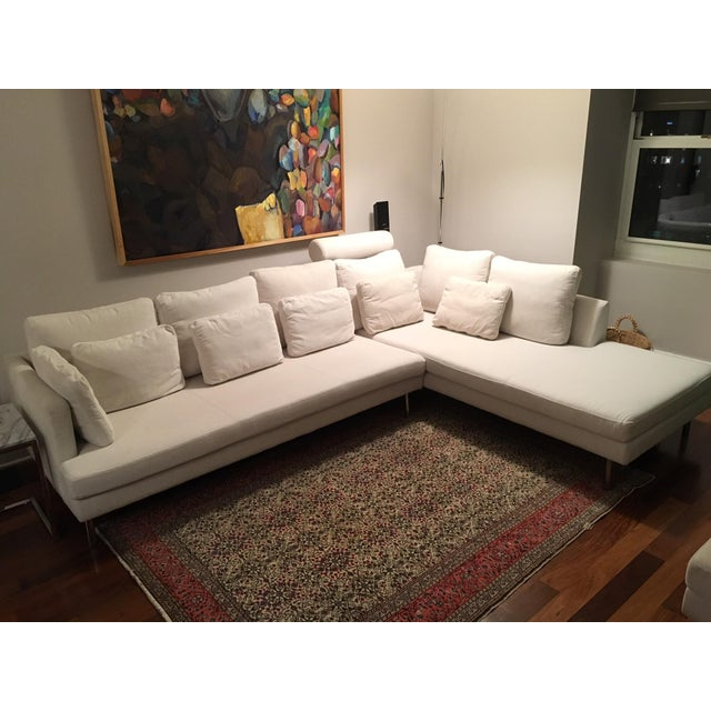 Bo Concept Istra Sectional Sofa - Image 2 of 7