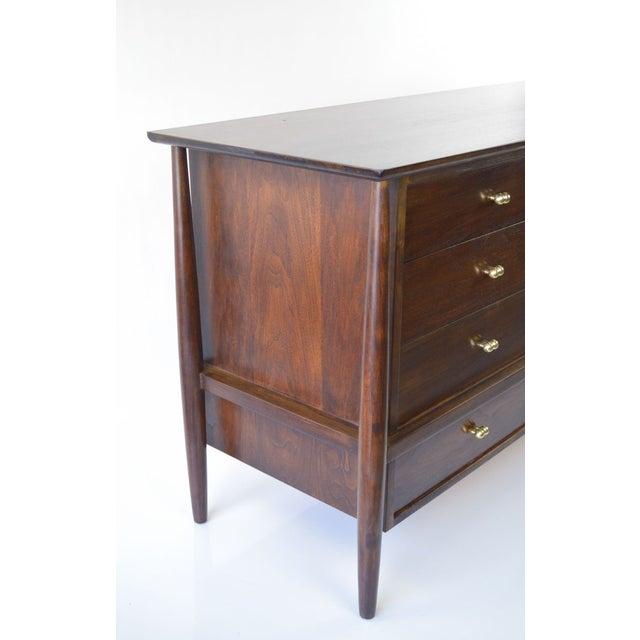 Vintage Finn Juhl Style Dresser from John Stuart - Image 8 of 8