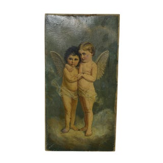 """Cupids of Love"" Oil Painting"