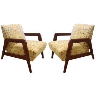 Mid-Century Modern Armchairs - A Pair