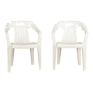 Andrea Magnani for Re-Sign Colabrode Chairs - A Pair