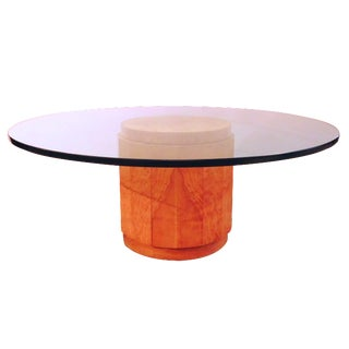Edward Wormley for Dunbar Round Coffee Table
